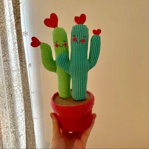 Happy Cactus Decor